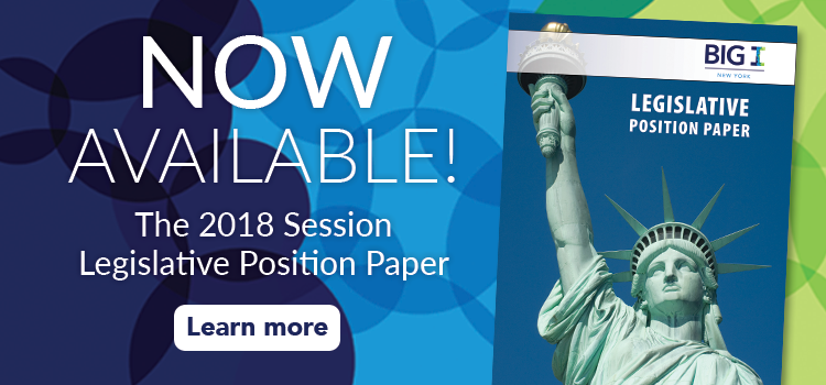 2018 Legislative Position Paper