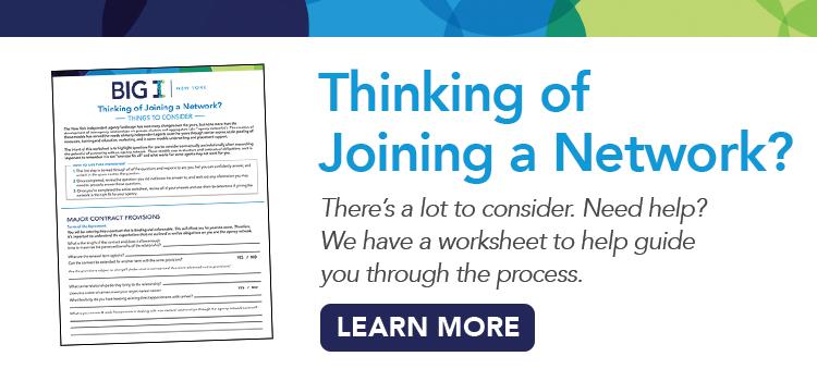 Agency Networks Worksheet