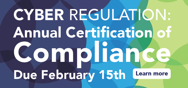 Cyber - Certification of Compliance